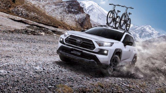 2021 Toyota RAV4 2.0躍野冒險版4WD