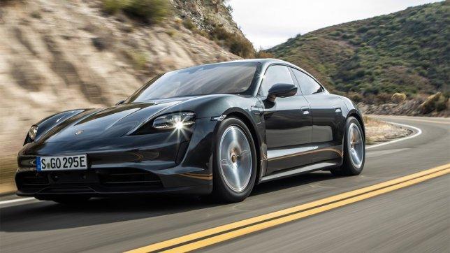 2021 Porsche Taycan 4 S