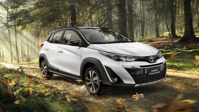 2019 Toyota Yaris Crossover 1.5豪華