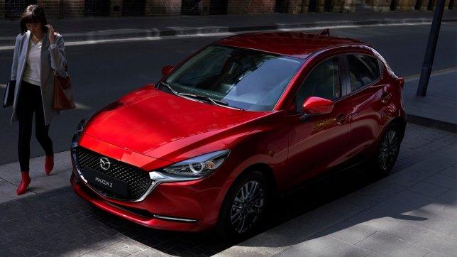 2020 Mazda 2 1.5旗艦型