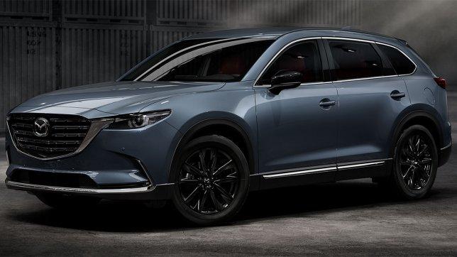 2021 Mazda CX-9 2WD黑艷版