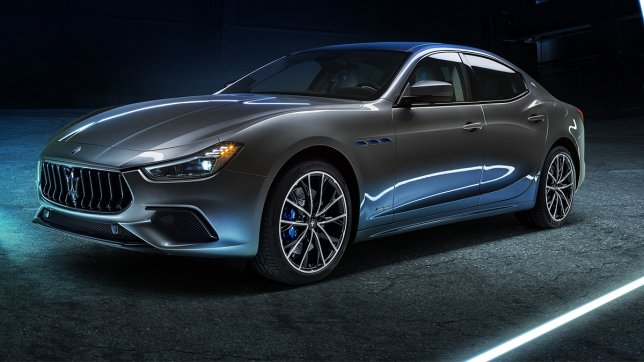 2021 Maserati Ghibli MHEV GranSport