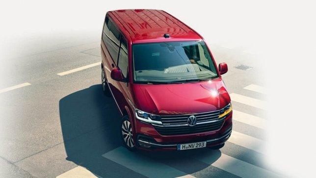 2020 Volkswagen Multivan 2.0 TDI Comfortline
