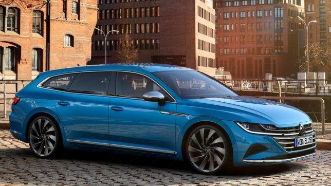 2021 Volkswagen Arteon Shooting Brake 330 TSI Elegance