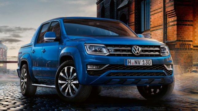 2020 Volkswagen Amarok V6 3.0 TDI Aventura
