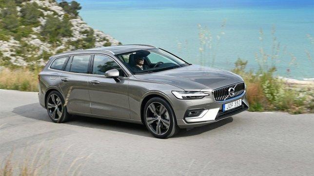 2021 Volvo V60 B4 Momentum