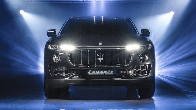 2020 Maserati Levante Elite