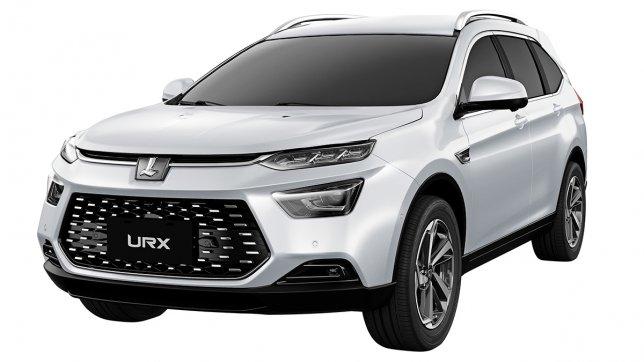 2020 Luxgen URX 5+1樂活智行款