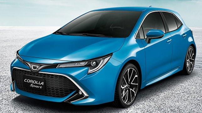 2020 Toyota Corolla Sport 2.0旗艦