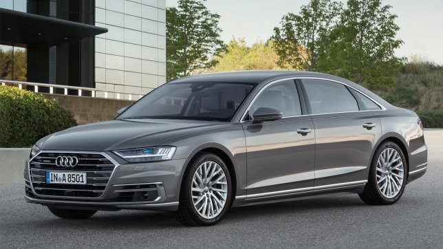 2021 Audi A8 L 55 TFSI quattro Premium