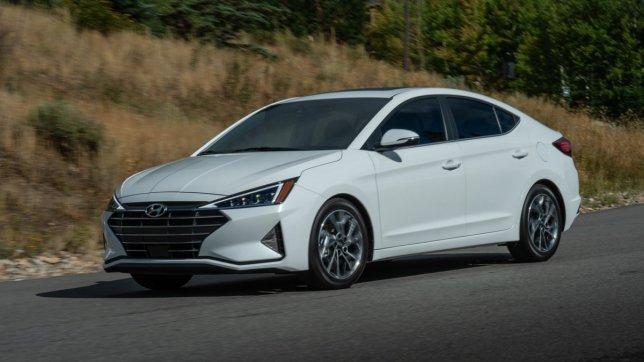 2021 Hyundai Elantra 經典型