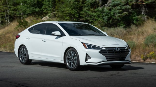 2019 Hyundai Elantra(NEW) 豪華型