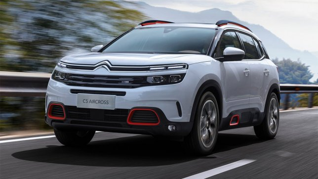 2020 Citroen C5 Aircross Shine+