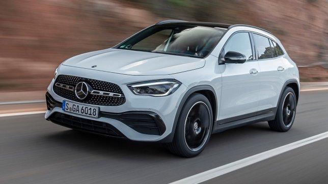 2020 M-Benz GLA 180豪華版
