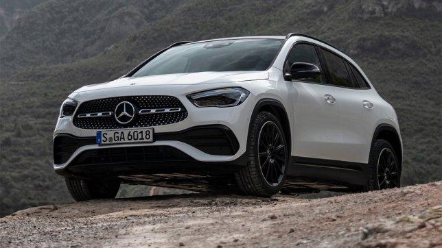 2020 M-Benz GLA 200
