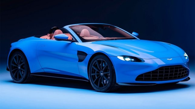 2020 Aston Martin Vantage Roadster 4.0 V8