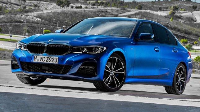2019 BMW 3-Series Sedan 330i M Sport