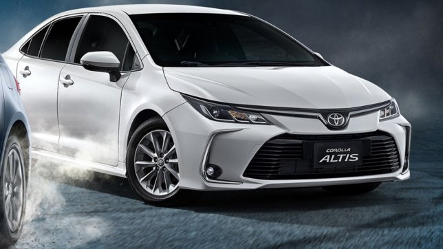 2020 Toyota Corolla Altis 1.8豪華+