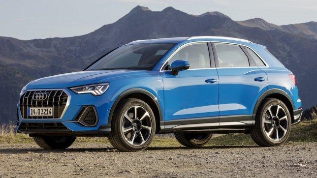 2020 Audi Q3 40 TFSI quattro S-Line