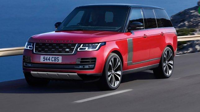 2020 Land Rover Range Rover 5.0 SCV8 SVAutobiography Dynamic
