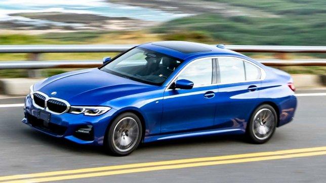2020 BMW 3-Series Sedan 330i M Sport