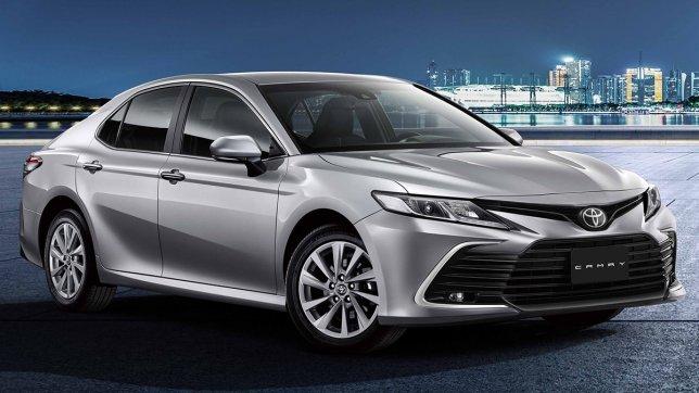 2021 Toyota Camry 2.0尊爵