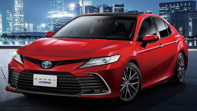 2021 Toyota Camry 2.5 Hybrid旗艦