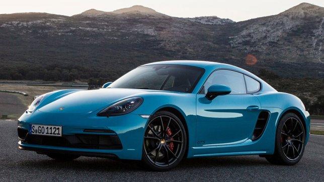 2020 Porsche Cayman GTS