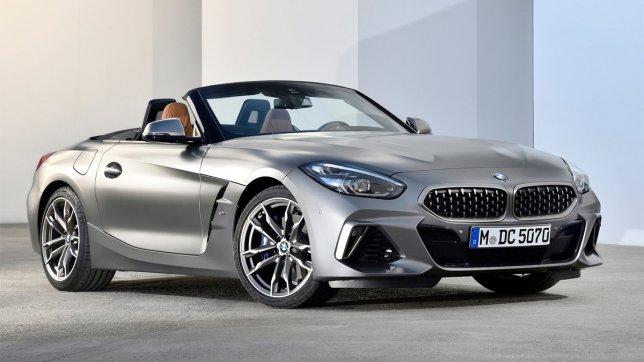 2020 BMW Z4 M40i
