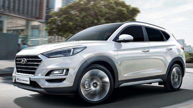 2019 Hyundai Tucson(NEW) 汽油尊爵