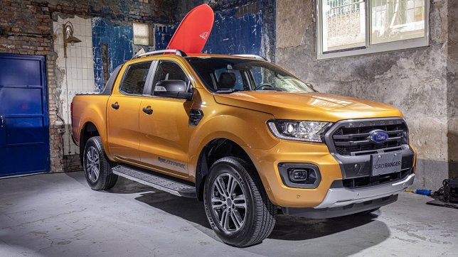 2021 Ford Ranger 運動型