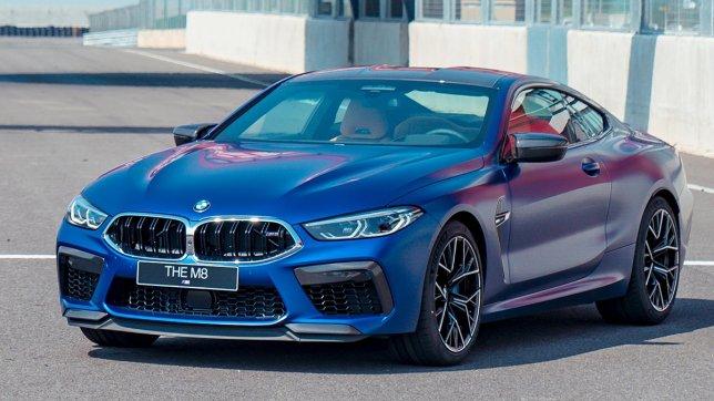 2020 BMW 8-Series M8