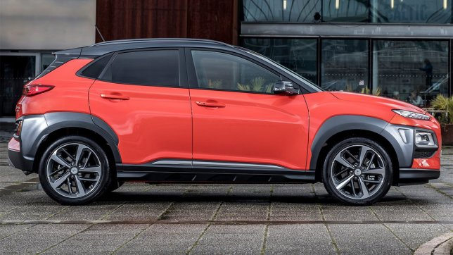 2019 Hyundai Kona 1.6t 2WD勁智型