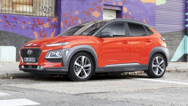 2019 Hyundai Kona 1.6t 4WD極致型