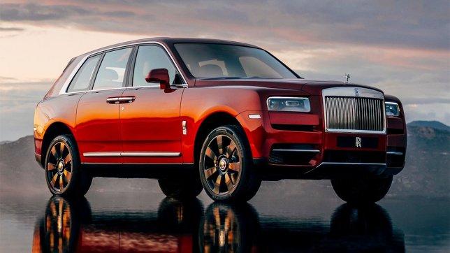 2019 Rolls-Royce Cullinan 6.75 V12
