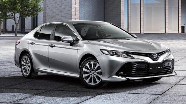 2019 Toyota Camry 2.5豪華