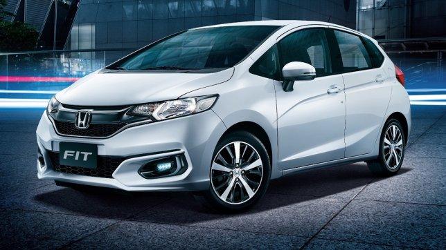 2021 Honda Fit 1.5 S
