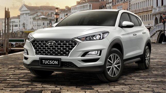 2021 Hyundai Tucson 2.0 Premium豪華