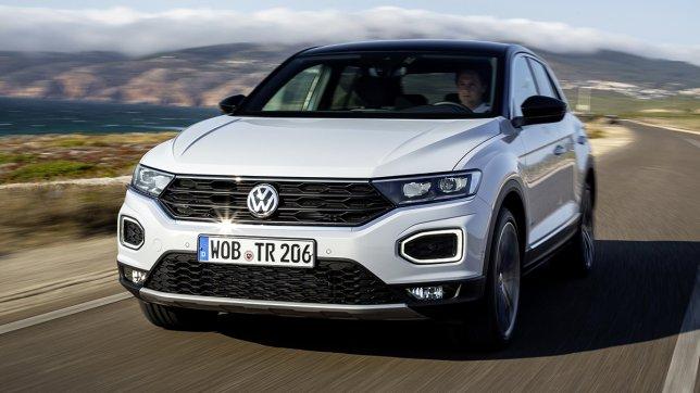 2021 Volkswagen T-ROC 280 TSI Style Design