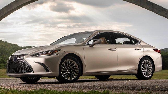 2020 Lexus ES 300h旗艦版