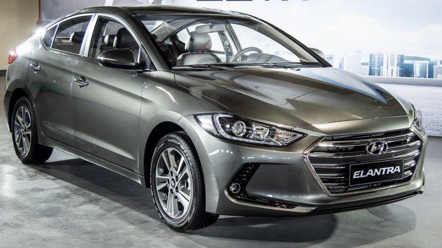 2019 Hyundai Elantra 旗艦型