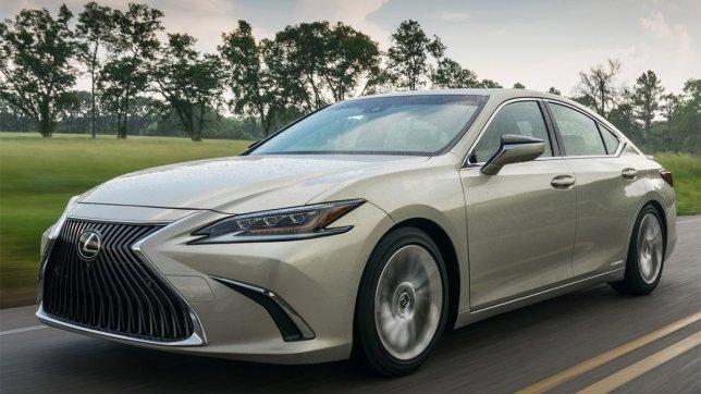 2020 Lexus ES 300h尊榮版