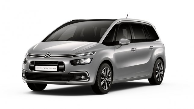 2020 Citroen Grand C4 SpaceTourer Shine