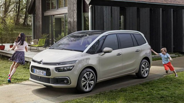 2020 Citroen Grand C4 SpaceTourer Feel