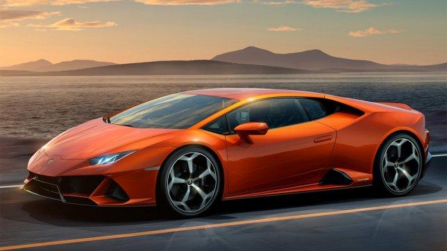 2020 Lamborghini Huracan EVO Coupe V10