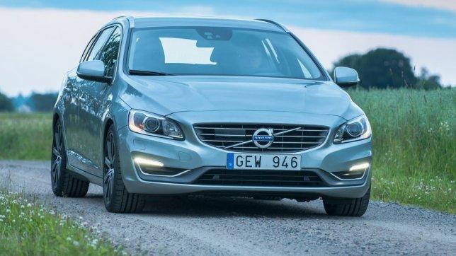 2018 Volvo V60 D3安全運動版