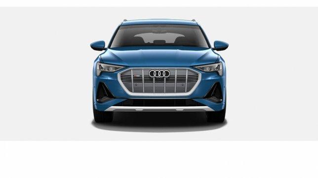 2021 Audi e-tron 50 quattro  S-Line