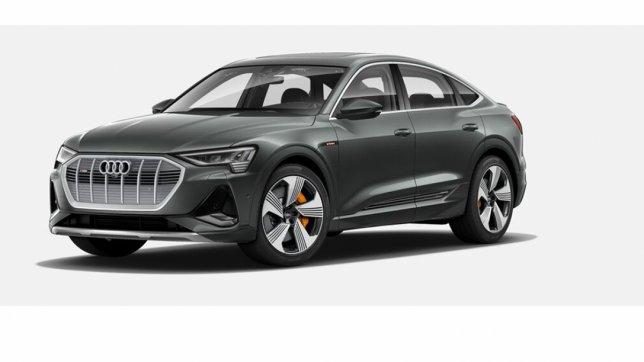 2021 Audi e-tron Sportback 55 quattro  S-Line