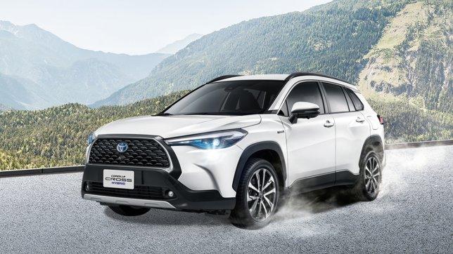 2021 Toyota Corolla Cross 1.8 Hybrid旗艦