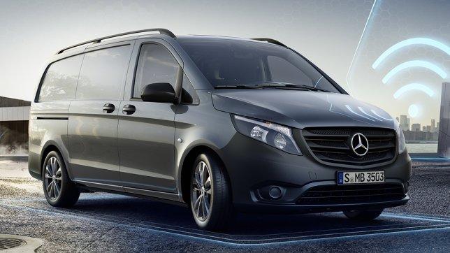 2020 M-Benz Vito Tourer 2.0d